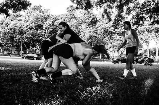 Acervo Pessoal Karol Rugby