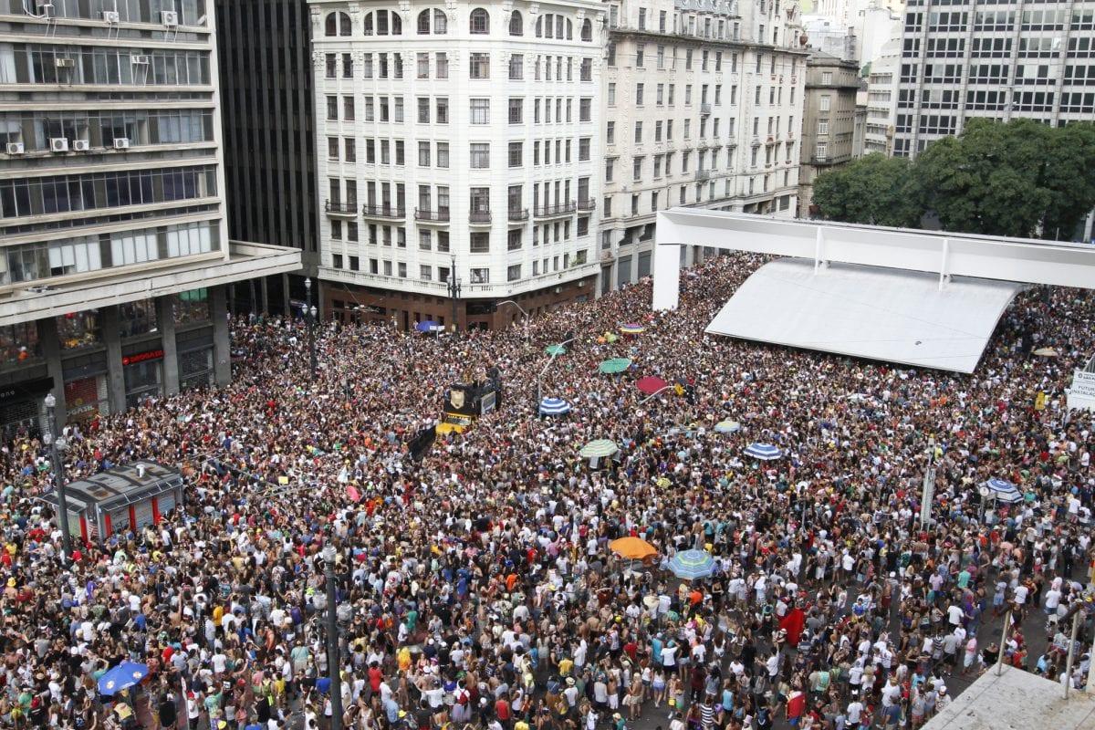 Melhores blocos para beijar muito em São Paulo