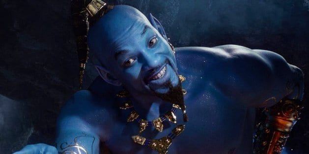 genio will smith Aladdin