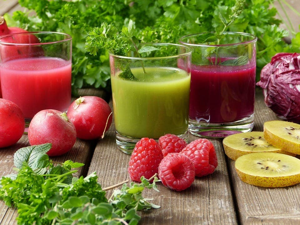 Dieta Detox ajuda a emagrecer e desinchar.