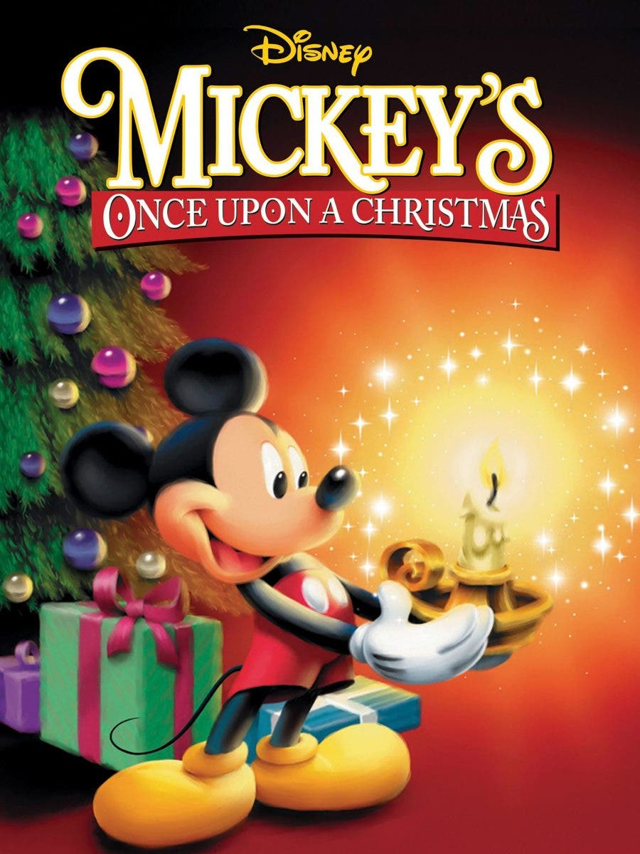 Aconteceu no Natal do Mickey (1999)